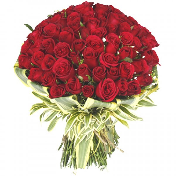 Red Roses 200 Bouquet
