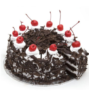 Fantasy Black Forest Cake