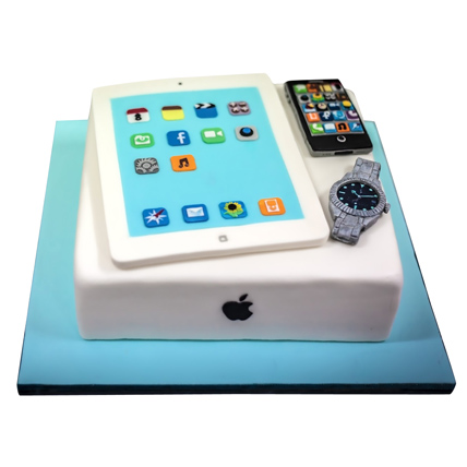 Iphone, Ipad Cake